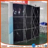 Installation facile d'aluminium personnalisé Pop up Stand