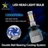 최고 밝은 다중 색깔 차 램프 R3 4800lm H7 LED 헤드라이트 전구를 연결한다
