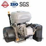 China-Lieferanten-Kraftstoffeinsparung 72V der Bescheinigungs-ISO9001 Gleichstrom-Ausgabe-Reichweiten-Ergänzung-Generator