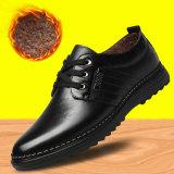 Nice calçados de couro confortáveis para os homens de negócios