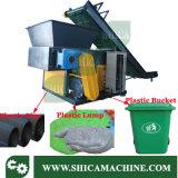 défibreur simple en plastique intense de la poubelle 1000kg/H et de l'arbre de présidence