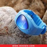 GPS van de Jonge geitjes/van de Persoon van het Horloge van de Drijver van de pols met 2g GSM SIM Kaart