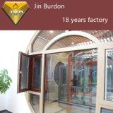 Doppeltes glasig-glänzender Fabrik-Preis alle Arten Fenster für Projekt, pulverisieren überzogenes Aluminiumlegierung-Fenster
