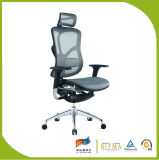 High Back Soft Pad Import Mesh Material Guangzhou Boss Chair
