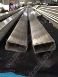 Rivestimento del raso del tubo dell'acciaio inossidabile