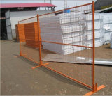 cerco provisório provisório da cerca/Canadá da construção de 6FT*9.5FT/painel da cerca