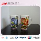 varie tazze di ceramica di stile di disegno degli elementi