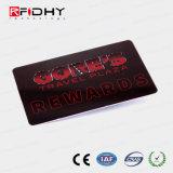 13.56MHz MIFARE Ultralight (r) C 쓸 수 있는 RFID 플라스틱은 카드를 보상한다