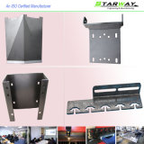 Kundenspezifische Edelstahl CNC-Blech-Herstellung mit maschinell bearbeitenteilen