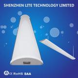 LED 상업적인 선형 고정편 빛 30W 50W는 T8 정착물을 대체한다