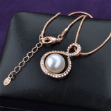 Elegant Jewelry Gold Plated Pearl Hook During Necklace