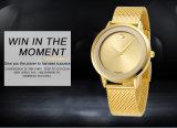 Farben der Belbi Mann-Geschäfts-Armbanduhr-drei imprägniern beiläufiger Taktgeber einfachen Sunface Vorwahlknopf-Entwurf