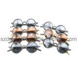 De modieuze Redelijke Zonnebril van de Acetaat van het Patroon van de Prijs Houten