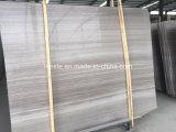 Marmo bianco del legname del materiale da costruzione, marmo per il progetto e decorazione