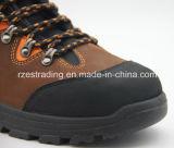 Chaussures de sécurité en cuir véritable de génie léger