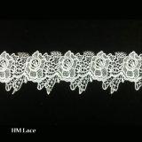 Aparamento por atacado floral L003 do laço do casamento