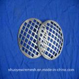 Perforated сетка металла для сетки стрейнера фильтра декоративной