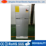 Home Refrigerator Double Door Stainless Steel
