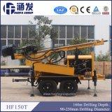 De perfuração DTH portátil Máquina de perfuração de poços de água HF150t