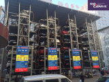10 Platz-vertikales Drehparken-Systems-Selbstparken-System für die Limousine (wahlweise freigestellt für SUV)