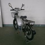 bicicleta elétrica do motor 350With450wbrushless com cesta e pedal (EB-013D)