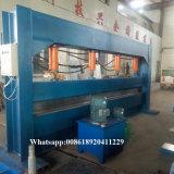 Machine à cintrer de plaque en acier