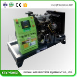 Il mini formato 7kw apre il tipo generatore del diesel di potere