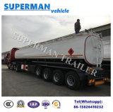 Wellen-Kraftstoff-Tanker-Öl-Schlussteil des Afrika-Markt-4 mit Heizschlauch-Aufhebung