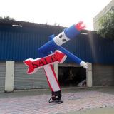 Надувной воздушный танцовщица рекламе продукции на самых популярных (-014)