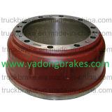 Première pièce de camion du tambour de frein de constructeur 3054210401 pour Mercedes