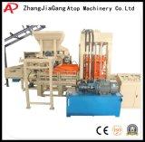 Qt6-15 Ligne de production complète Machine de fabrication de blocs creux