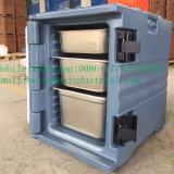 Wholesale Food Grade 30L, 40L, 50L de glace, isolés de boîte de refroidisseur Ice Box avec des roues