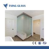Het zuur etste Aangemaakt Glas/Berijpt Aangemaakt Glas voor Bureau/Balustrade/Leuningen