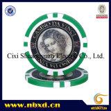 microplaqueta do póquer de 11.5g 8stripe (SY-D17I)