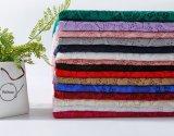2018 новый дизайн нейлон с вышитым ткани для одежды и одежды