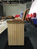 Nueva elegante de madera curvada Silla Salón Auditorio del asiento (Hj9915)