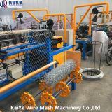 Double automatique sur le fil machine de clôture de maillon de chaîne