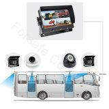 """Quad de 7"""" Ver carretilla/Bus de sistema de cámara de visión trasera para servicio pesado"""