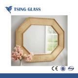 Specchio di sicurezza della parte posteriore della pellicola degli occhiali di protezione della parte posteriore della pellicola del vinile/PE/specchio tessuto di sicurezza della pellicola del tessuto