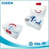 Doos van uitstekende kwaliteit van de Eerste hulp van de Familie de Plastic met Handvat