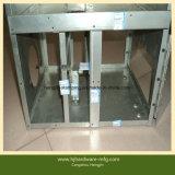 fresadora de Máquina Herramienta personalizada de la soldadura de piezas.