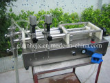 Semi-Auto Liquid Detergent Filling Machine con Pneumatic Controlling