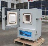 Forno de mufla elétrica de alta temperatura 1200c / 1300c para sinterização de tratamento térmico