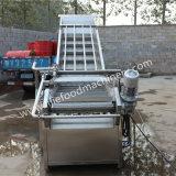 A água conservou a máquina de lavar da bolha de ar para o vegetal