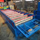 Machine à une seule couche meilleur marché de panneau de toit de tuile Hx-900