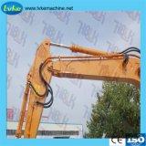 Excavatrice à roues d'équipement de construction lourde pour la vente avec certificat CE