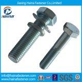 Zinc Coated DIN934 Hex Bolt et Nut