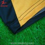 Healong passte Sportkleidung-Breathable Sublimation-Drucken-Fußball Jersey an