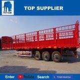 De Semi Aanhangwagen van de Omheining van het Voertuig van de titaan voor de Oplegger van de Zijgevel van de Verkoop