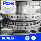 Stahlblech hydraulische CNC-Drehkopf-lochende Presse-Maschine